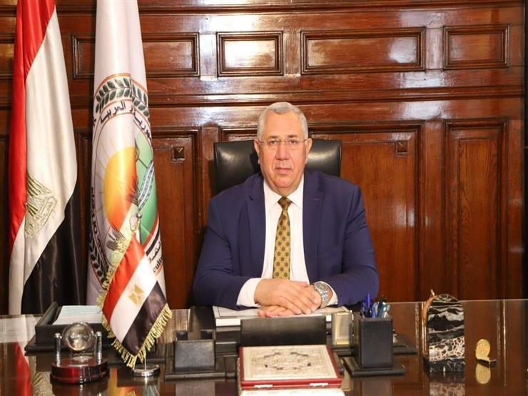 وزير الزراعة يبحث تطوير سلاسل القيمة المرتبطة بالألبان