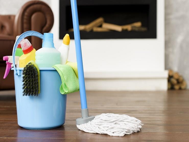 8 أفكار فعالة لتنظيف الأماكن التي يصعب الوصول إليها