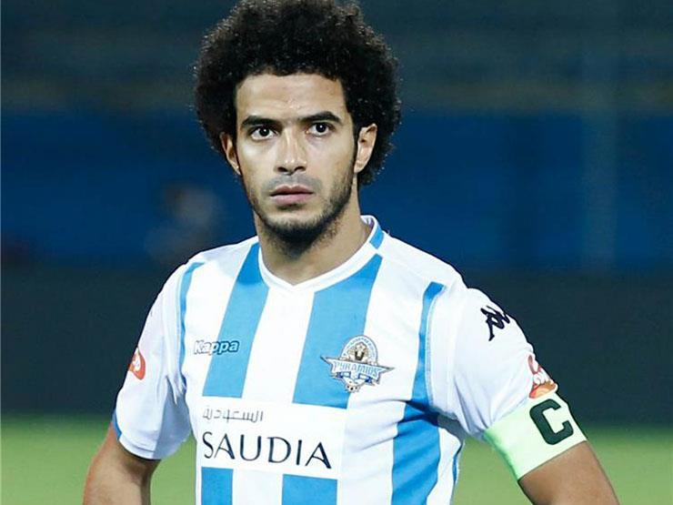 عمر جابر مباراة نامونجو صعبة وجاهزون للمواجهة مصراوى