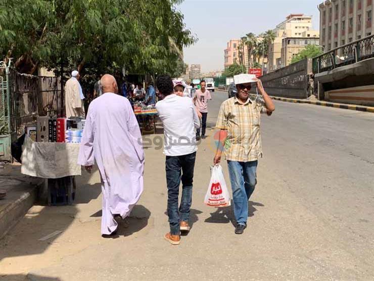 33 درجة على القاهرة.. الأرصاد تعلن موعد ذروة ارتفاع الحرارة