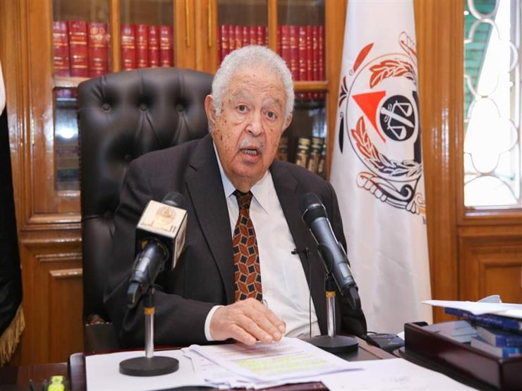 """نقيب المحامين: عضوية """"هشام بليح"""" بمجلس النقابة انتهت بقوة القانون"""