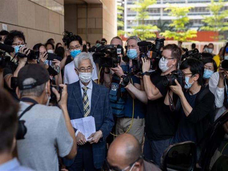 هونج كونج: إدانة 7 من النشطاء من بينهم القانوني الذي صاغ دستور البلاد