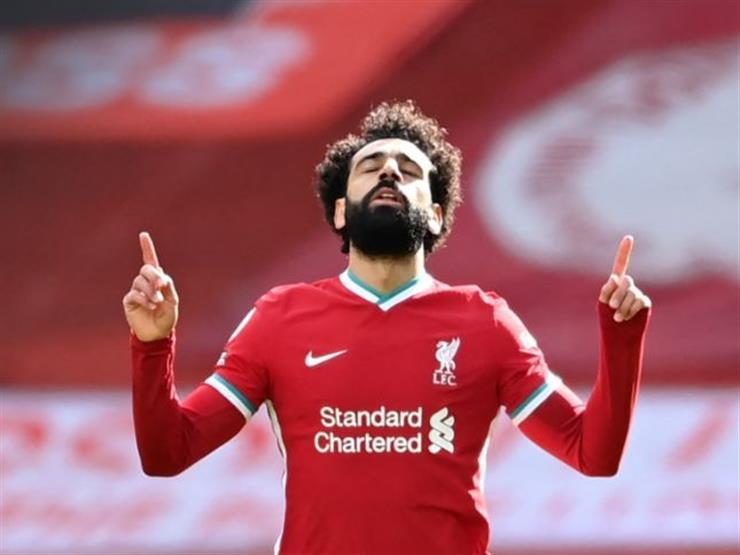 صلاح احتياطي في تشكيل ليفربول اليوم