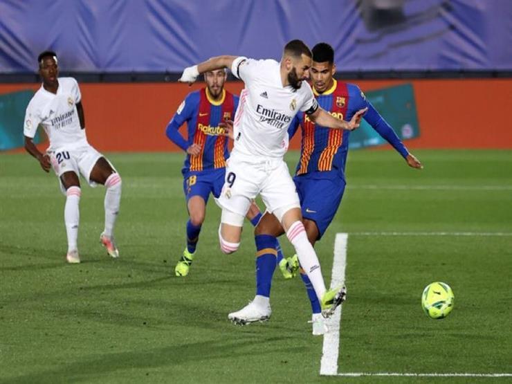 ريال مدريد يُسقط برشلونة ويشعل صراع الليجا