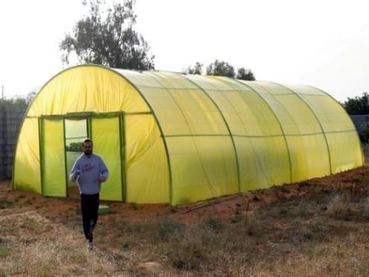 """""""الجنة الخضراء"""" مشروع ناشئ يفتح صفحة الزراعة المائية في ليبيا"""