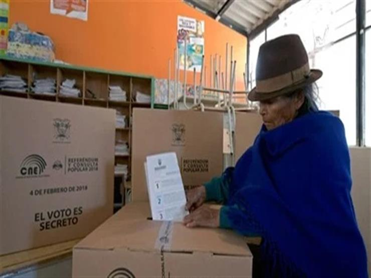 المصرفي المحافظ لاسو يفوز بجولة الإعادة في الانتخابات الرئاسية بالإكوادور