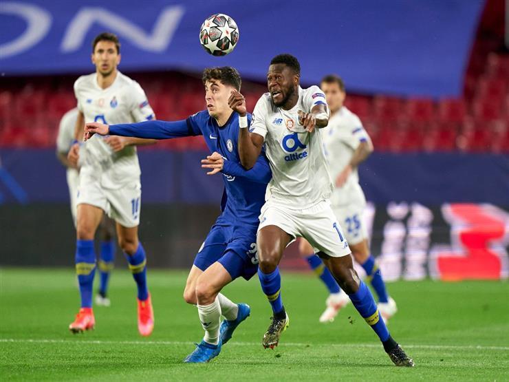 تشيلسي يخسر أمام بورتو ويتأهل لنصف نهائي دوري أبطال أوروبا