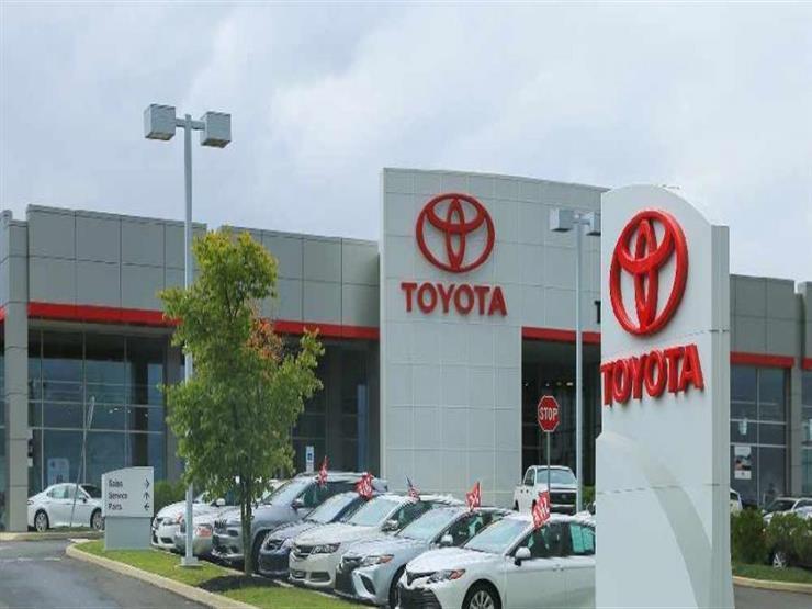 لهذا السبب.. تويوتا اليابانية تستدعي 279 ألف سيارة من طرازها فينزا