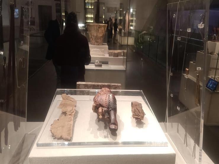 إبهام قدم يمنى.. تعرف على قصة أقدم طرف صناعي في متحف الحضارة