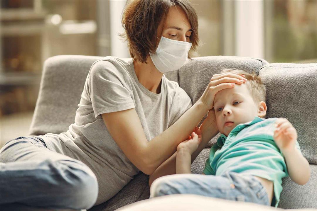 تأثير كورونا على أدمغة الأطفال.. 4 أعراض عصبية قد يسببها لهم