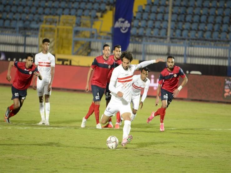 الزمالك يُقصي حرس الحدود ويضرب موعدًا مع الإسماعيلي في كأس مصر