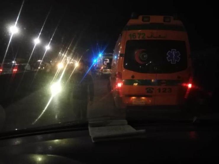 مصراوي  ينشر أسماء وبيانات مصابى حادث خروج قطار الشرقية