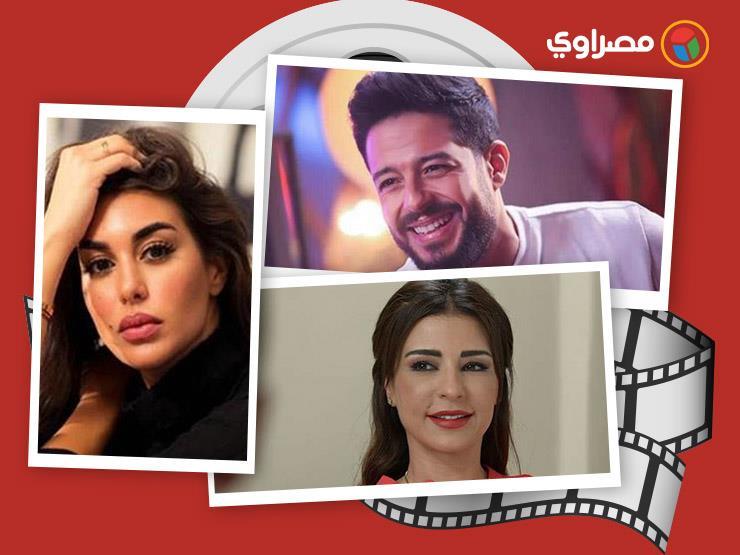 النشرة الفنية | ياسمين صبري تدافع عن أيتن عامر وبكاء سعد الصغير ومجوهرات حمو بيكا