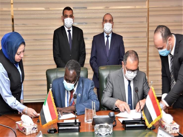 توقيع مذكرة تفاهم بين مصر للطيران والخطوط السودانية