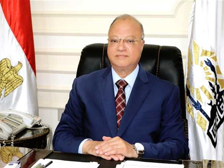 محافظ القاهرة يلتقي وفد ممثلي البرنامج الرئاسي لتأهيل التنفيذيين للقيادة
