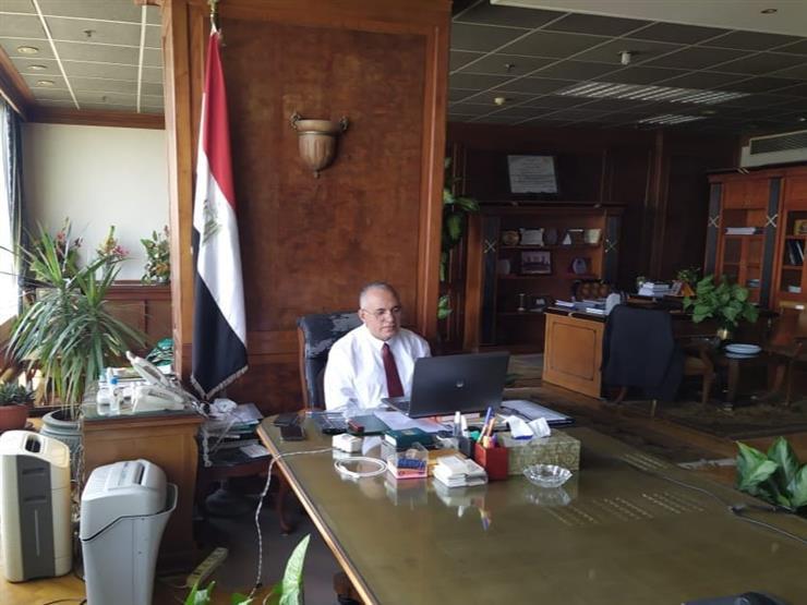 إيراد النيل.. وزير الري يبحث سيناريوهات فترة أقصى الاحتياجات