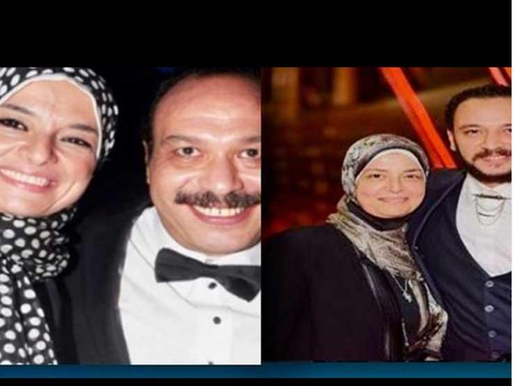 صلاح عبدالله يطلب الدعاء لزوجة الراحل خالد صالح