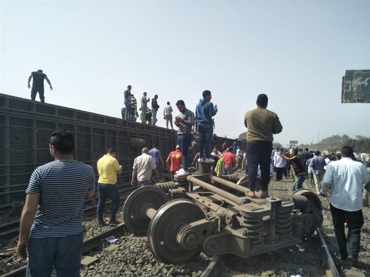 حادث قطار طوخ (تغطية خاصة)
