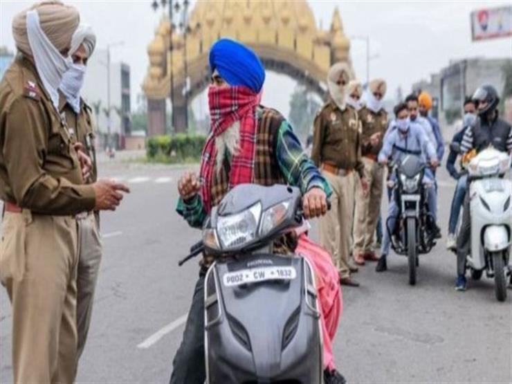 حصيلة الإصابات اليومية بفيروس كورونا في الهند تتجاوز 250 ألف