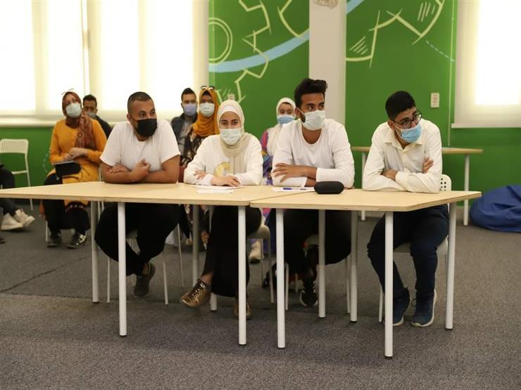 جامعة السويس تختتم مسابقة العباقرة بين الطلاب
