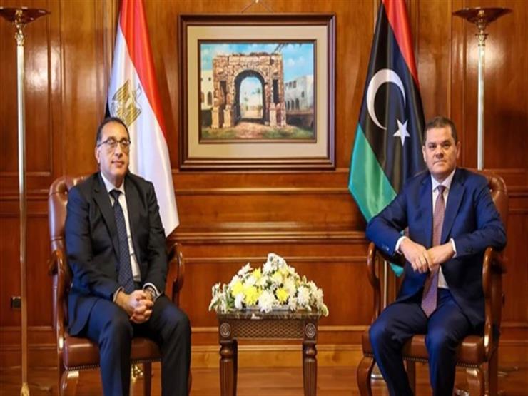 مدبولي والدبيبة يشهدان توقيع 11 وثيقة للتعاون بين مصر وليبيا