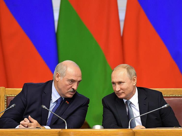 الكرملين: محادثات بوتين ولوكاشينكو ركزت على تعزيز التعاون الاقتصادي