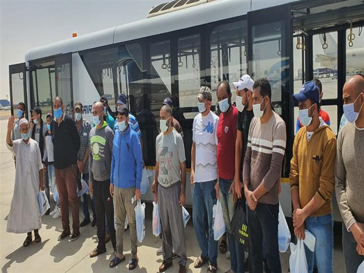 الخارجية: عودة الصيادين المصريين المحتجزين بإريتريا إلى أرض الوطن بعد إطلاق سراحهم
