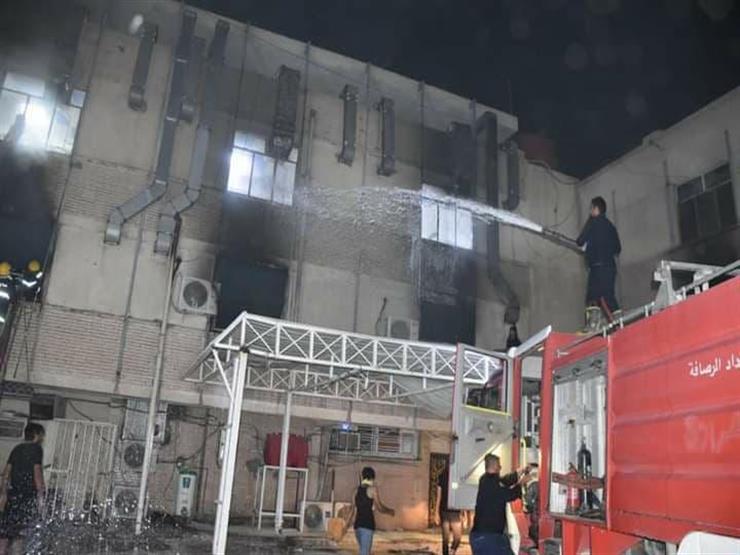 الأمم المتحدة تعرب عن صدمتها لحريق طال مصابي كورونا جنوبي بغداد