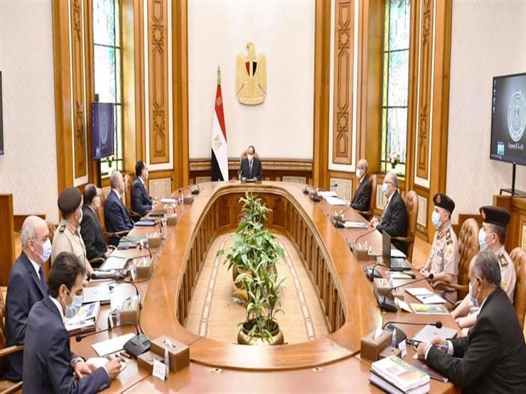 4 توجيهات رئاسية بشأن التنمية الشاملة في شبه جزيرة سيناء