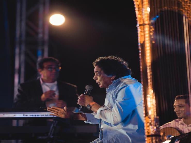 محمد منير يوجه رسالة لجمهوره: جعلكم الله مثالا حيا للخُلق