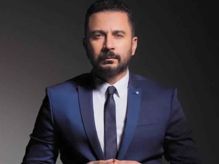 وفاة والد زوجة أحمد سعيد عبدالغني