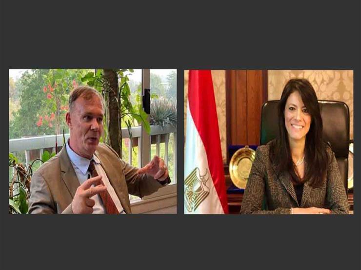 المشاط تبحث مع الوكالة الألمانية للتعاون الدولي موقف مشروعاتها في مصر