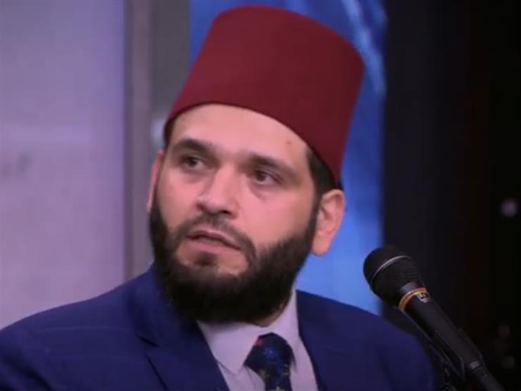 بكاء المنشد السوري أبو ياسر بعد إلقاء قصيدة عن الرسول عليه السلام