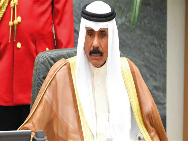 أمير الكويت يؤكد وقوف بلاده إلى جانب الأردن