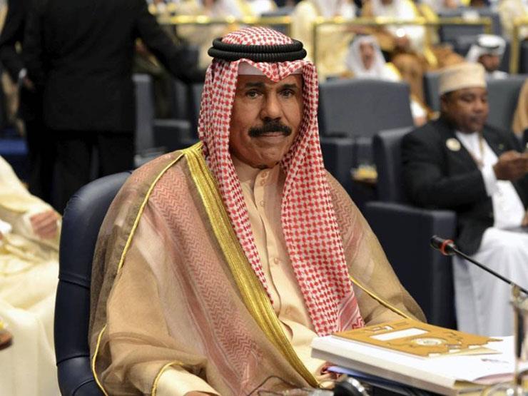 أمير الكويت يهنئ الرئيس السيسي باحتفالية نقل المومياوات الملكية