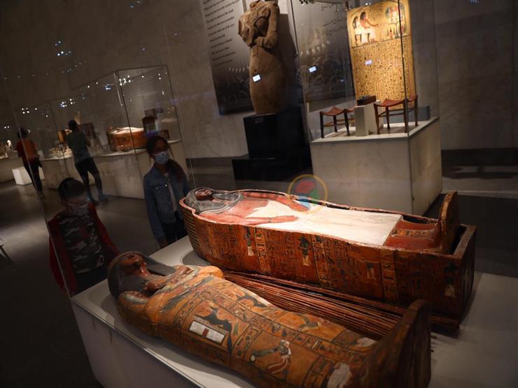 بالأسماء.. الانتهاء من صيانة وتهيئة ١٤ مومياء ملكية بمتحف الحضارة
