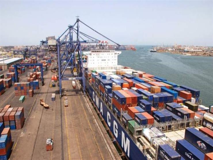 بالأرقام.. نشاط في حركة السفن والبضائع بميناء الإسكندرية