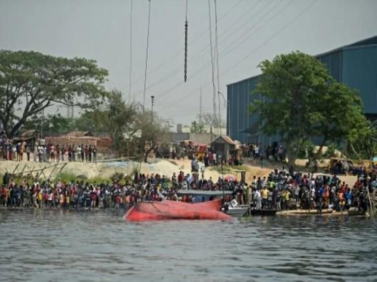 مقتل 26 شخصا في غرق عبارة في بنجلادش