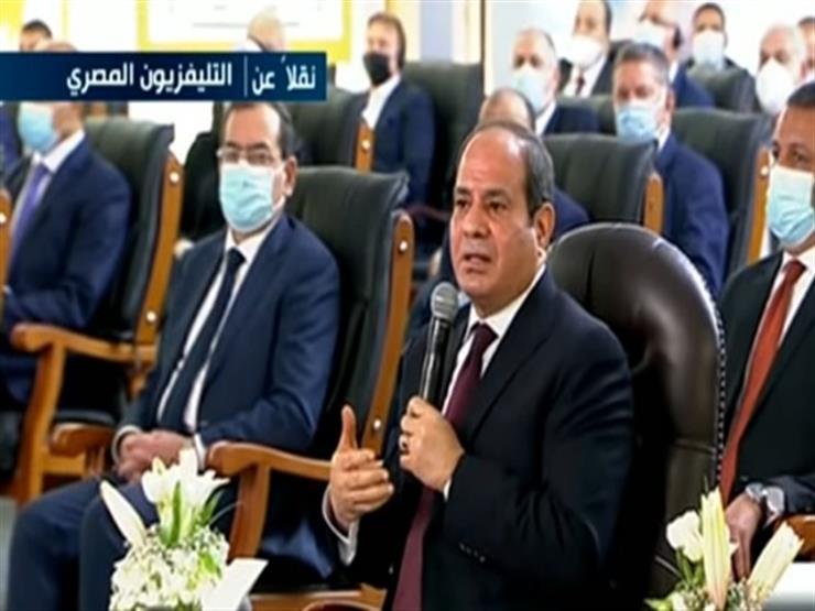 أول إجراء من الرئيس السيسي بشأن حادث قطار طوخ