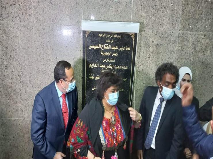 بعد توقف 10 سنوات.. رئيس الوزراء يستعرض تقريرا من وزيرة الثقافة بشأن افتتاح قصر ثقافة العريش