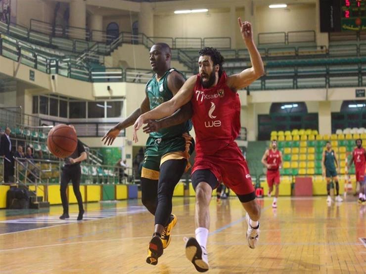 الاتحاد يفوز على الأهلي بدوري سوبر السلة