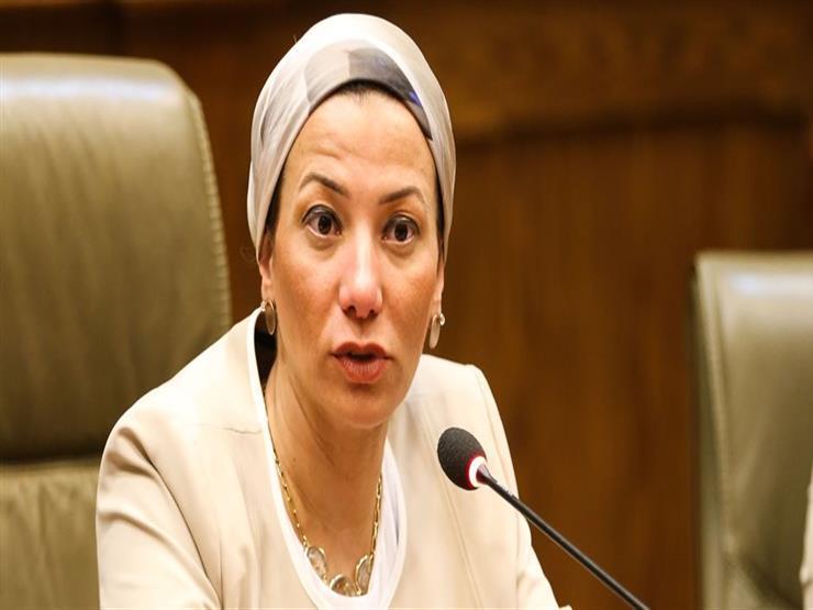 اليوم.. وزيرة البيئة تطلق مبادرة الحد من استخدام الأكياس البلاستيكية بمدينة دهب