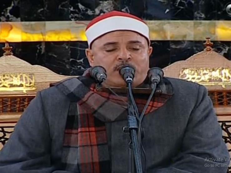 على عتبات الشهر الكريم.. شعائر صلاة الجمعة من مسجد النور بالجيزة - بث مباشر