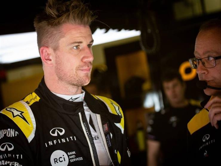 فورمولا-1: هولكنبرج ينضم لفريق أستون مارتن كسائق احتياطي