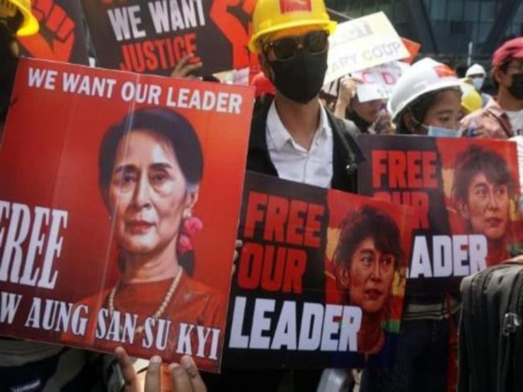 أونغ سان سو تشي تكمل ثلاثة شهور في عزلتها القسرية