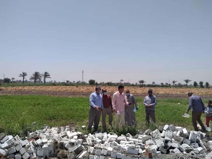 """""""الزراعة"""": 20 حالة تعد على الأراضي الزراعية في ثاني أيام العيد"""