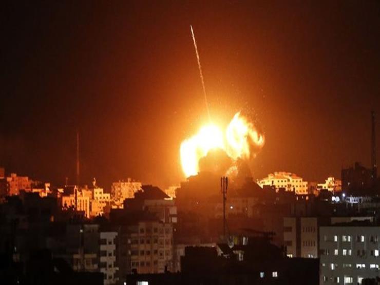 أوامر إسرائيلية بمواصلة الغارات على قطاع غزة