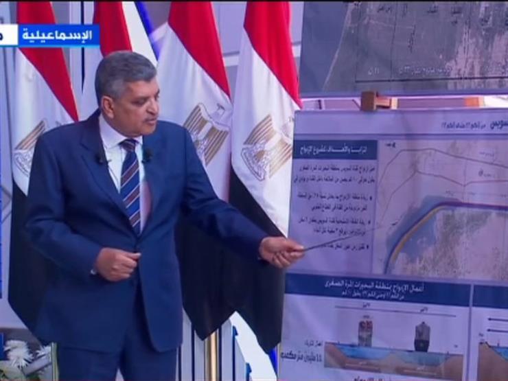 الفريق أسامة ربيع : الرئيس السيسي حريص على تعزيز القوة الشاملة لمصر