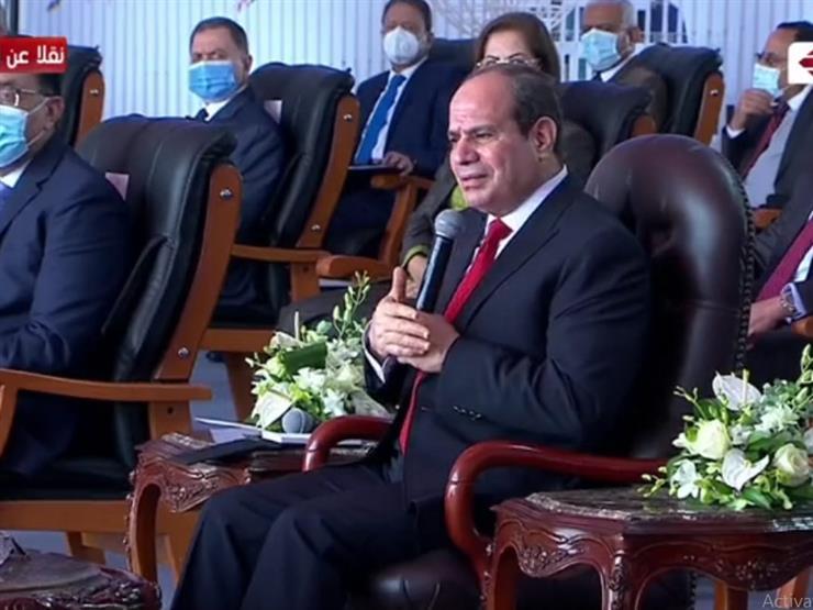 ماتستعجلوش.. رسالة جديدة من السيسي للمصريين بشأن مياه النيل وسد النهضة