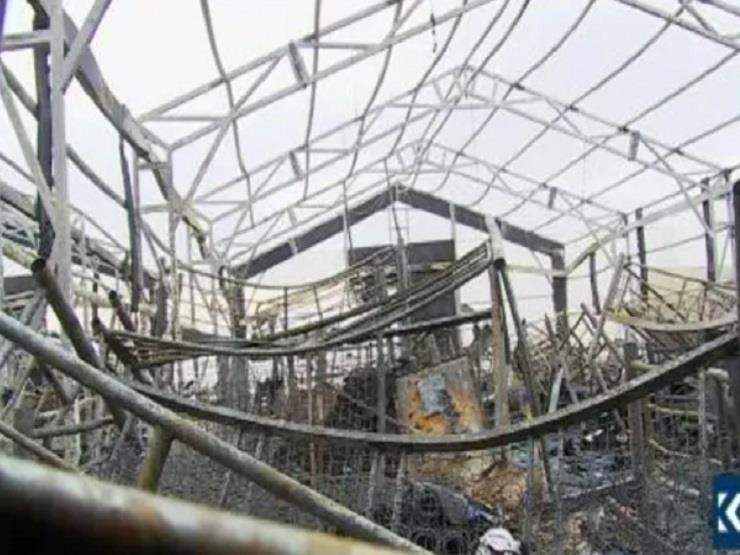 """""""لوكهيد مارتن"""" الأمريكية تغادر قاعدة عسكرية بالعراق بسبب هجمات صاروخية"""